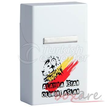Insurrection Lion to Death Cigar Box 560 1
