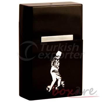 Following You my Ata Black Plastic Cigar Box 544 1