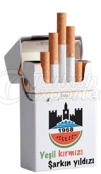 Diyarbakir White Plastic Cigar Box Short