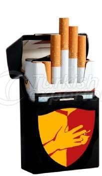 Galatasaray White Plastic Cigar Box Short