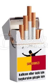 Goztepe White Plastic Cigar Box Short