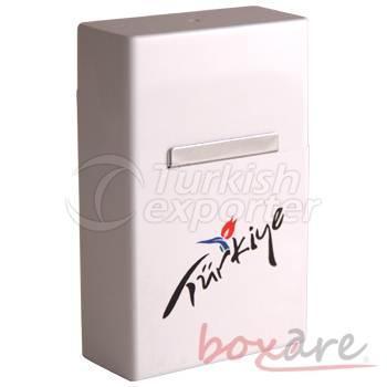 Пластиковый портсигар 1