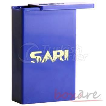 Пластиковый портсигар Soft 605 1