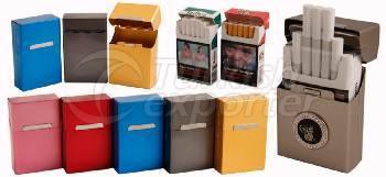 Aluminum Cigar Box