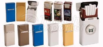 Алюминиевая коробка для сигарет