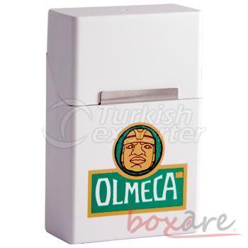 Boîte à cigares en plastique