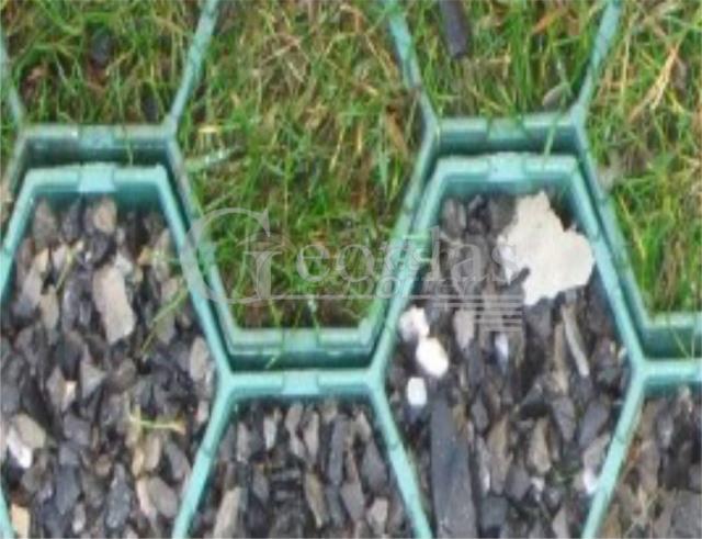 شبكة لحماية العشب