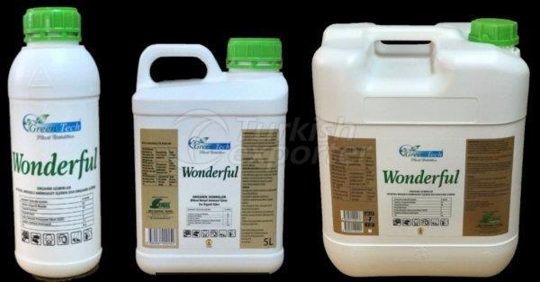 GreenTech Wonderful-Liquid Organic Fertilizer Containing Vegetable Amino Acid