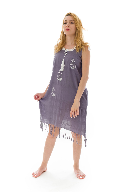 KAYLIN BEACH DRESS - Hand Made