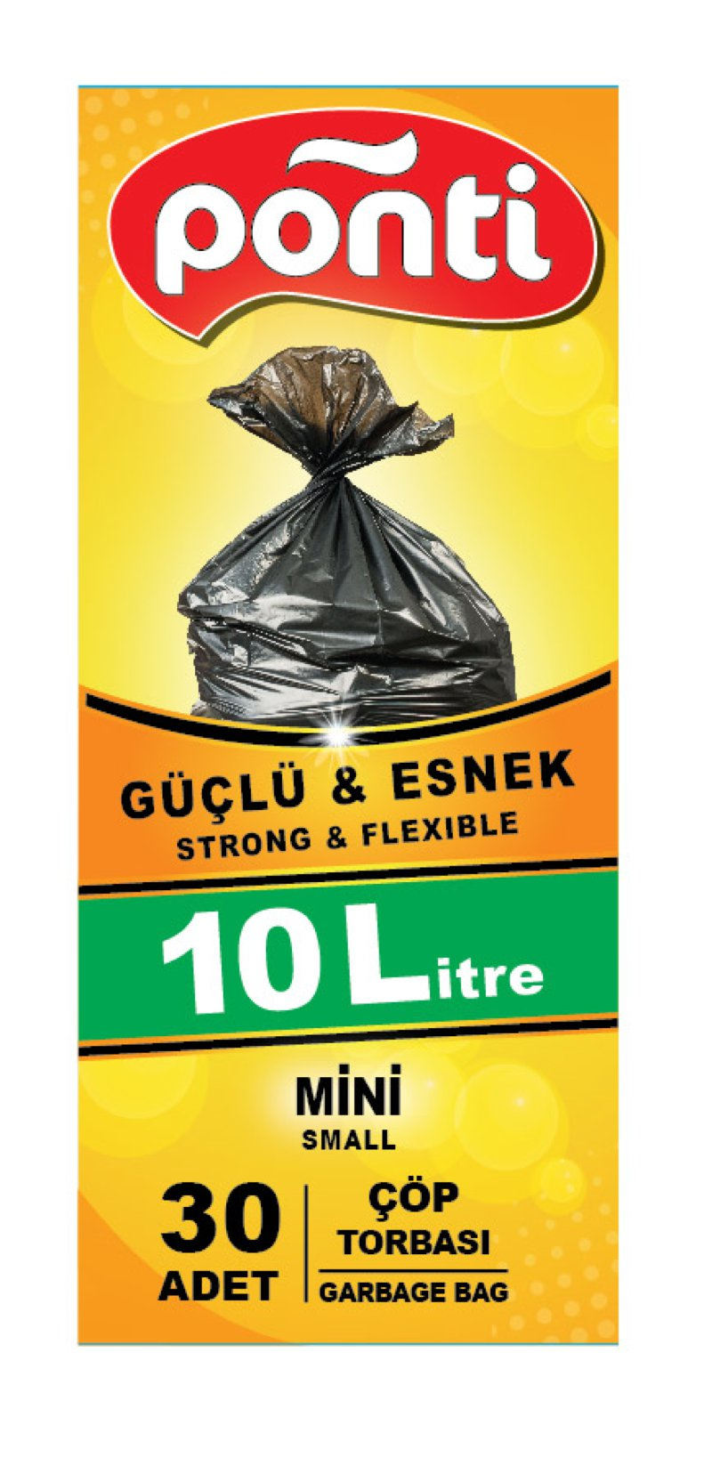 10L Small Garbage Bag