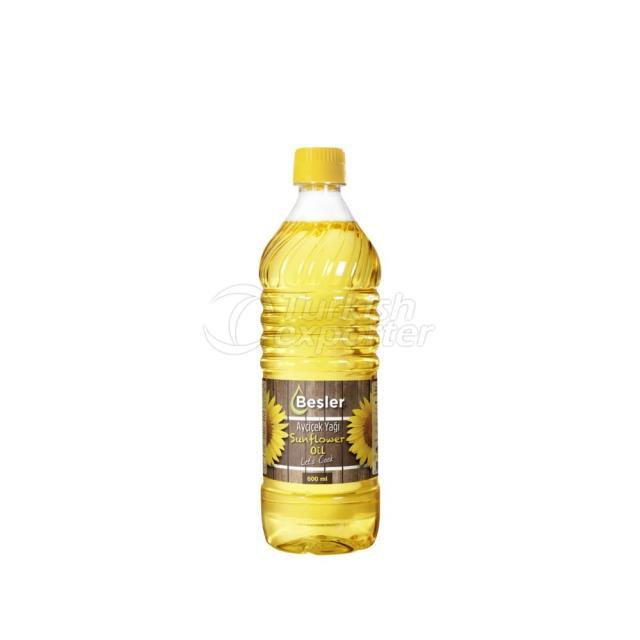 Sunflower Oil 600ml