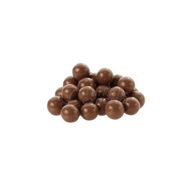 Mocha Flavored Chocolate Chickpeas