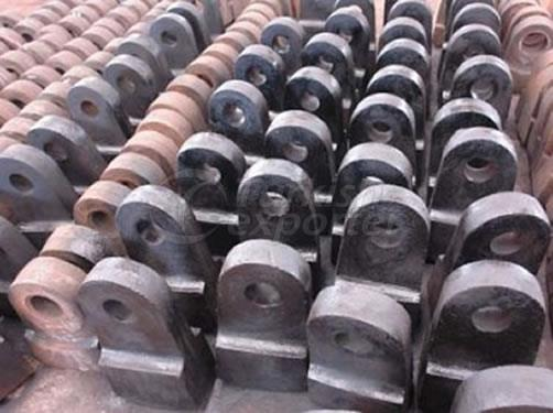 Crusher hammers