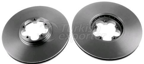 KRAFTVOLL Brake Discs