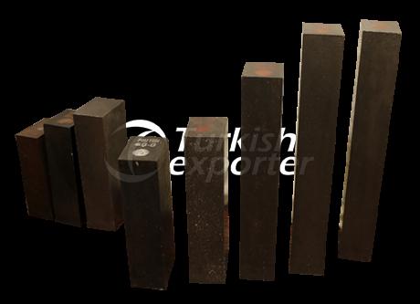 Resin Bonded Magnesium Carbone Bricks