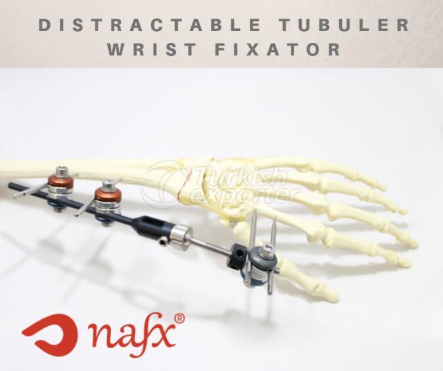 Fixateur externe tubulaire