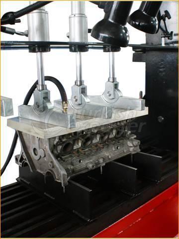 مكينة اختبار الهيدروليكي لاغطية اسطوانية