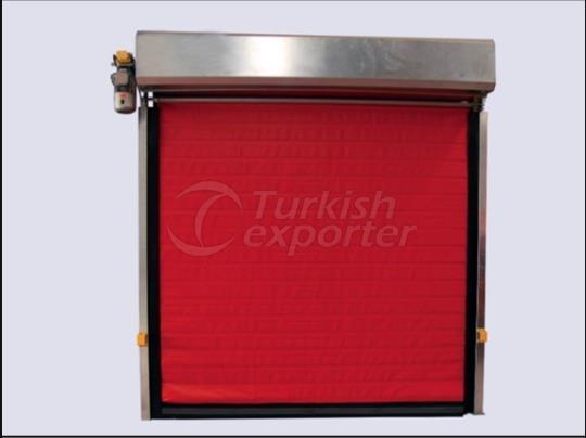 Portas auto-reparadoras Flexİzoroll