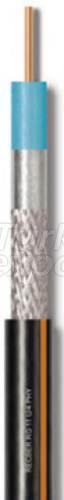 كابلو محوري 75 OHM PVC Cover RG 11 U-4 PHY