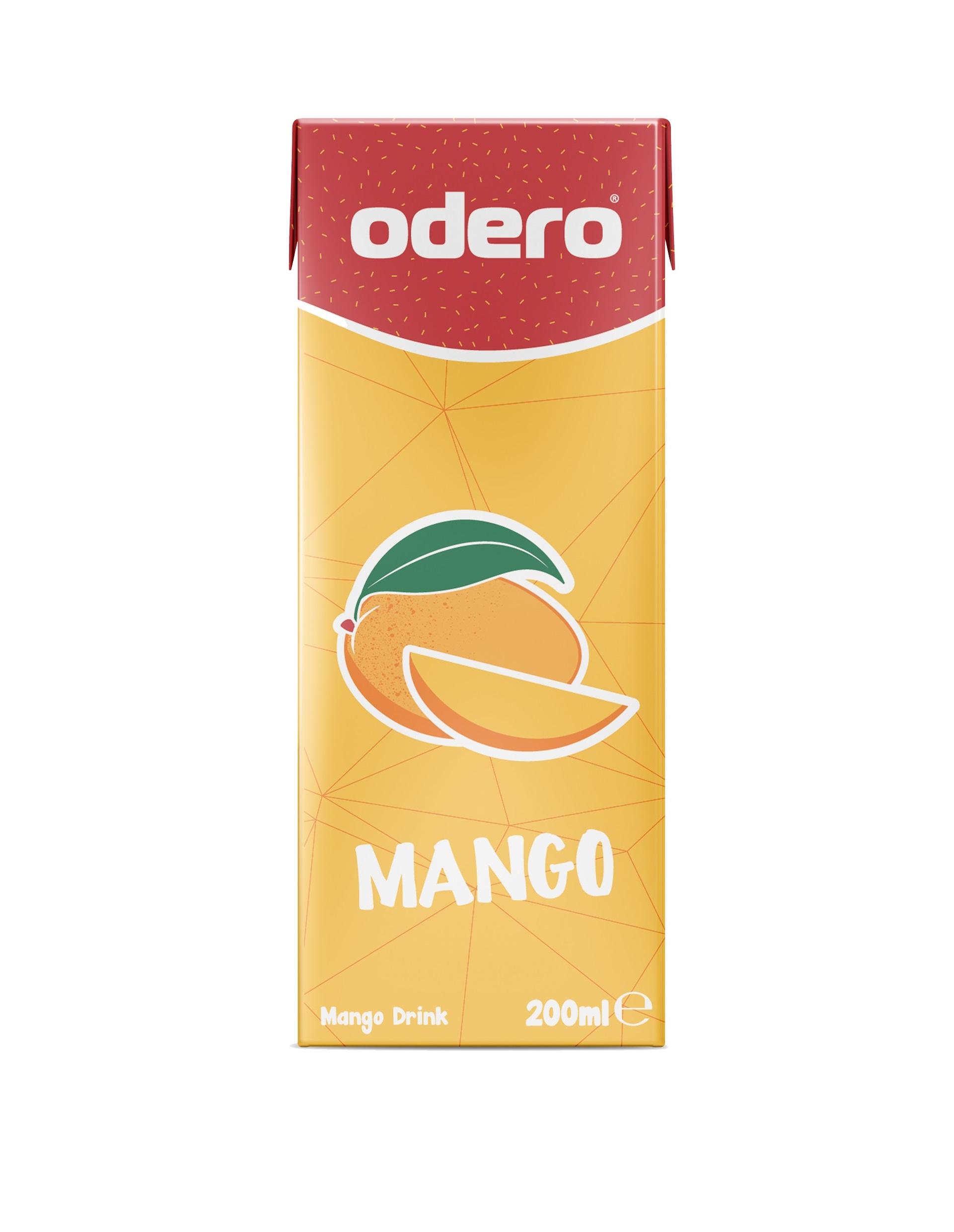 Mango Fruit Juice Best Price in Tetra Pak 200 ml