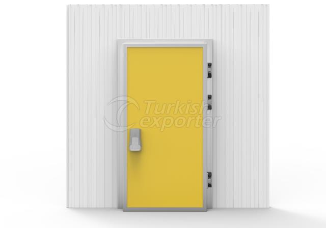 Cold Store Doors - Slammed Type
