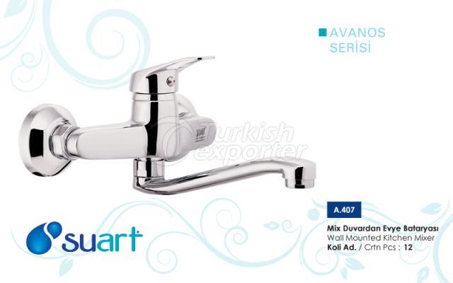 Смеситель A407 Avanos
