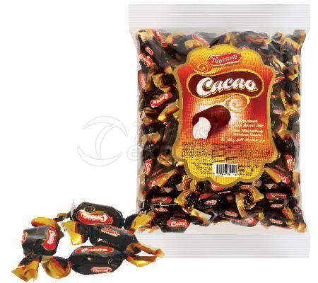 Какао конфеты 500 gr OPP