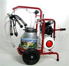 Single Milking Machines for Cow