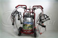 Double Milking Machines for Goat and Sheep