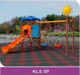 Playground Equipments KLS09