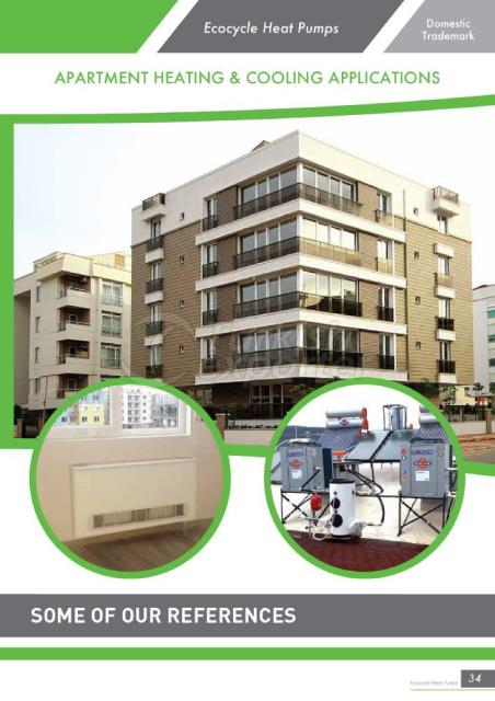 Ecocycle Heat Pumps