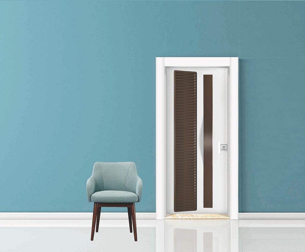 Steel Doors Platinum Baron