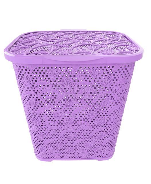 Lacy Laundry Basket 45 lt