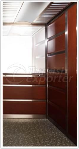 Ake Elevator Cabins Attalia