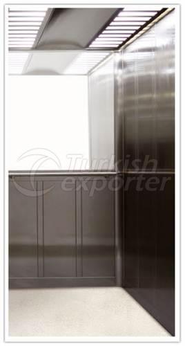 Cabinas elevadoras Ake Kursunlu