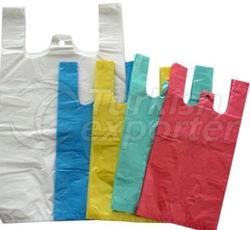 Tipo de chaleco de las bolsas de transporte - Impreso sin imprimir