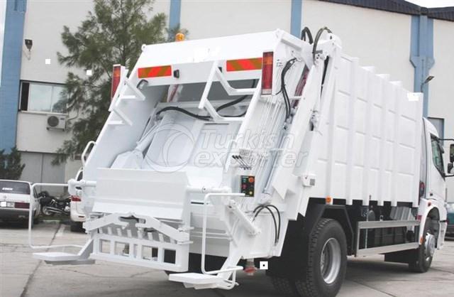 Camions à ordures