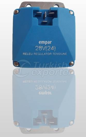 Iskara Type Voltage Regulator