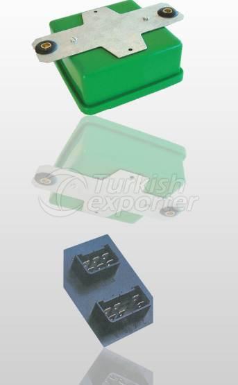 Flasher 12 Pin
