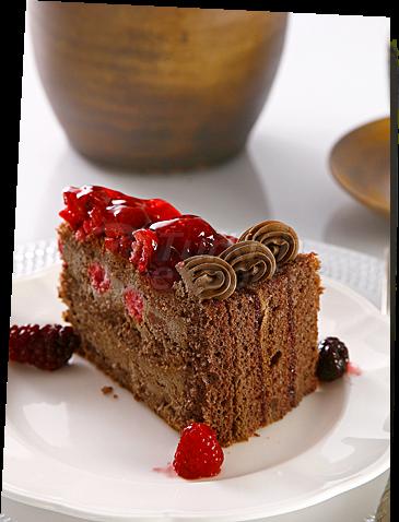 Raspberyy Chocolate Cake
