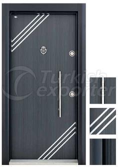 Steel Door Z-010