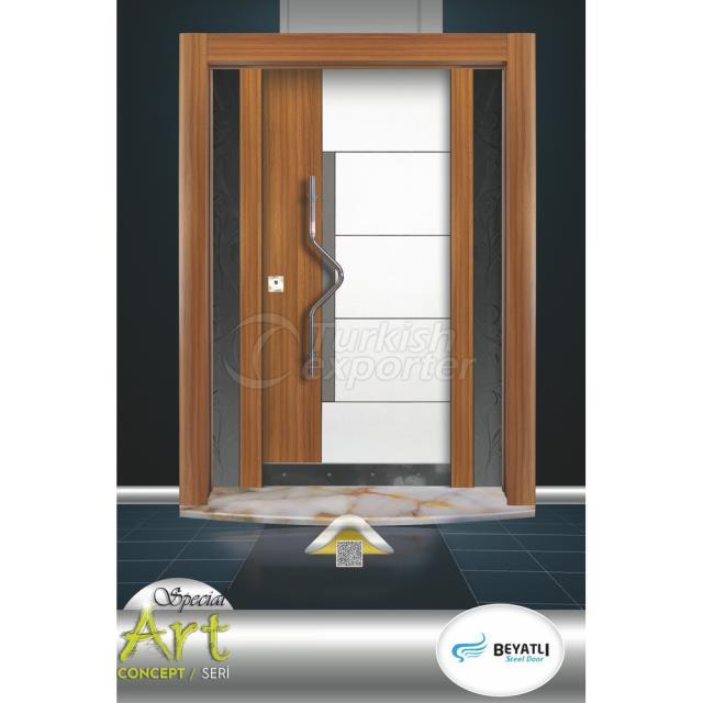 Çelik Kapı - SP 905