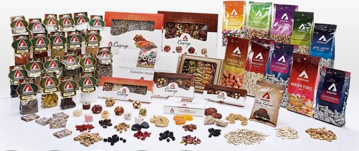 AVSARLAR NUTS AND DRIED FRUITS