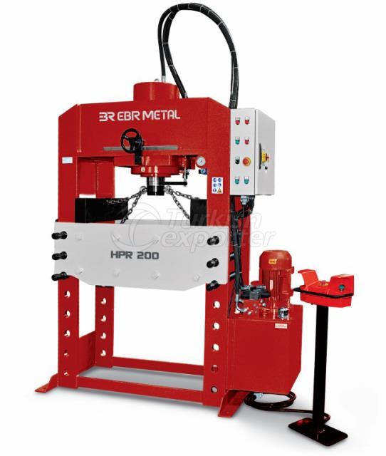 H Type Modular Hydraulic Press