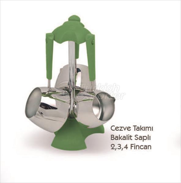 Mercan Coffee Pot Sets 51