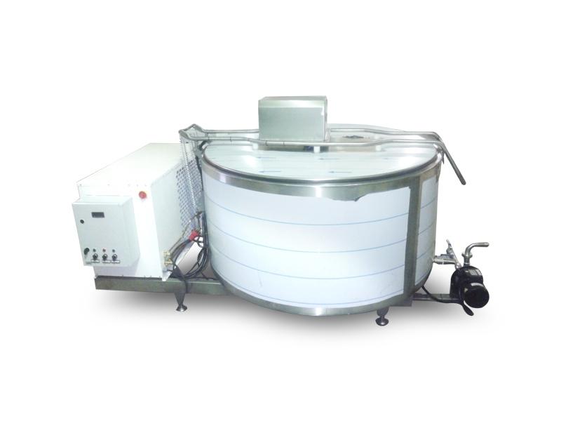 Vertical Cooling Tanks 1000 LT