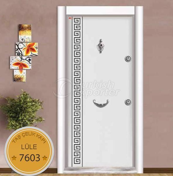 Steel Door - Lule 7603