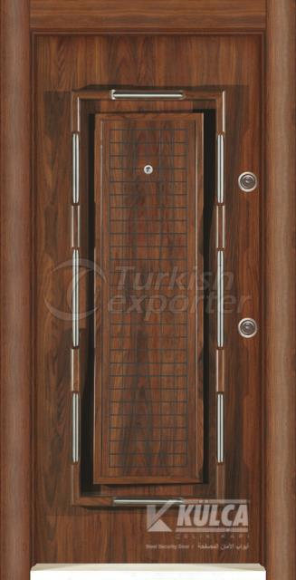 Z-9011 (Porte en acier spécial)