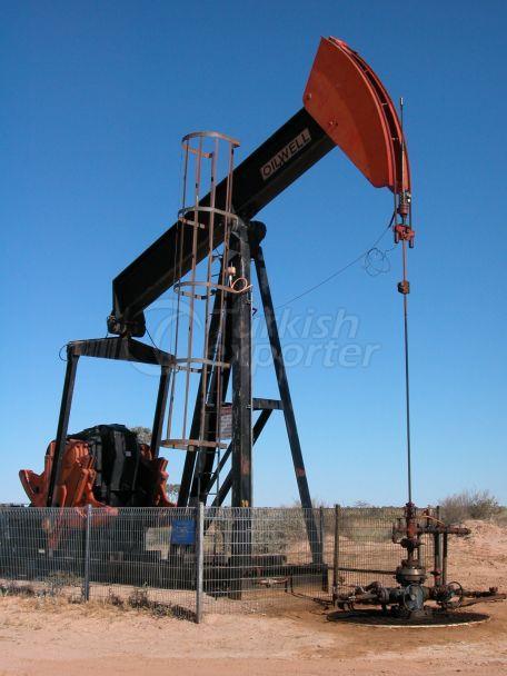 Équipement de champ pétrolifère