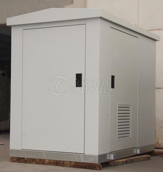 Metal Transformer Substation